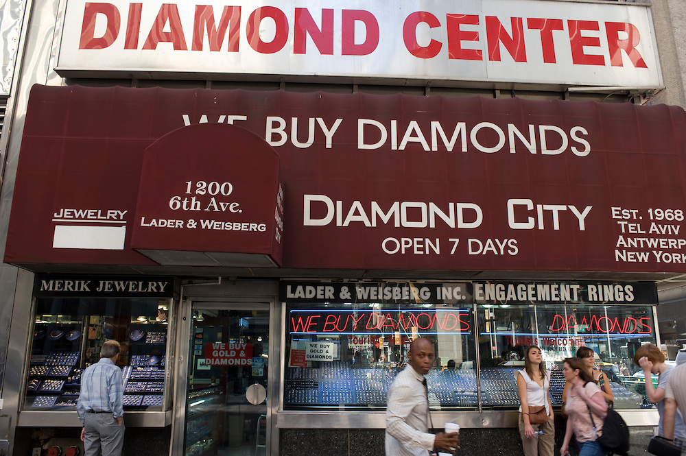 achat or diamants new york