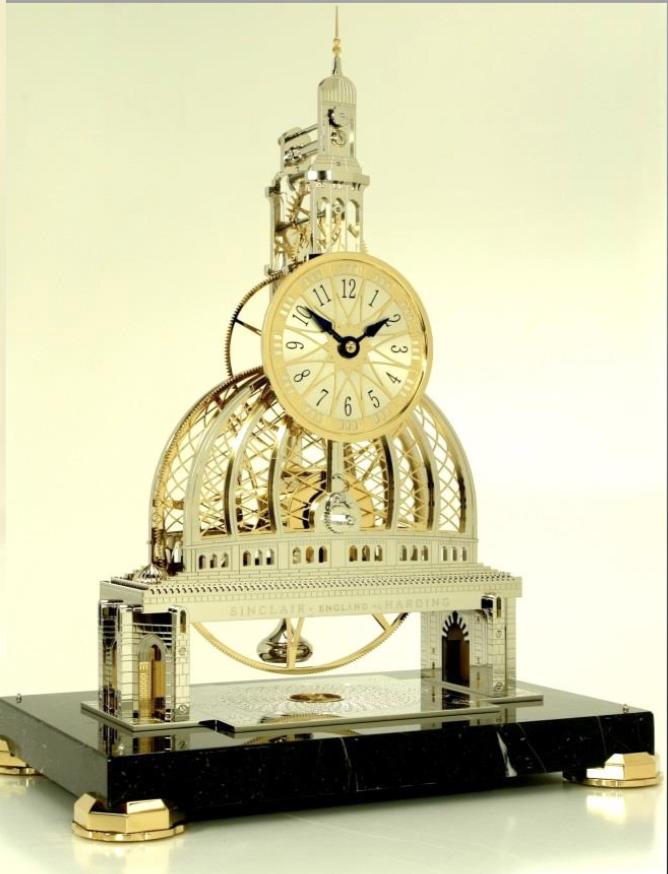 Horloge <em>Grand Mosque</em>