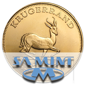 pièce or Krugerrand South African Mint