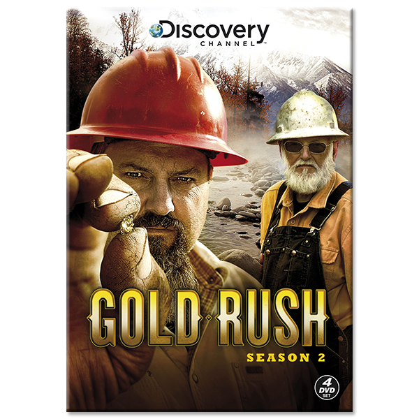 gold rush discovery channel
