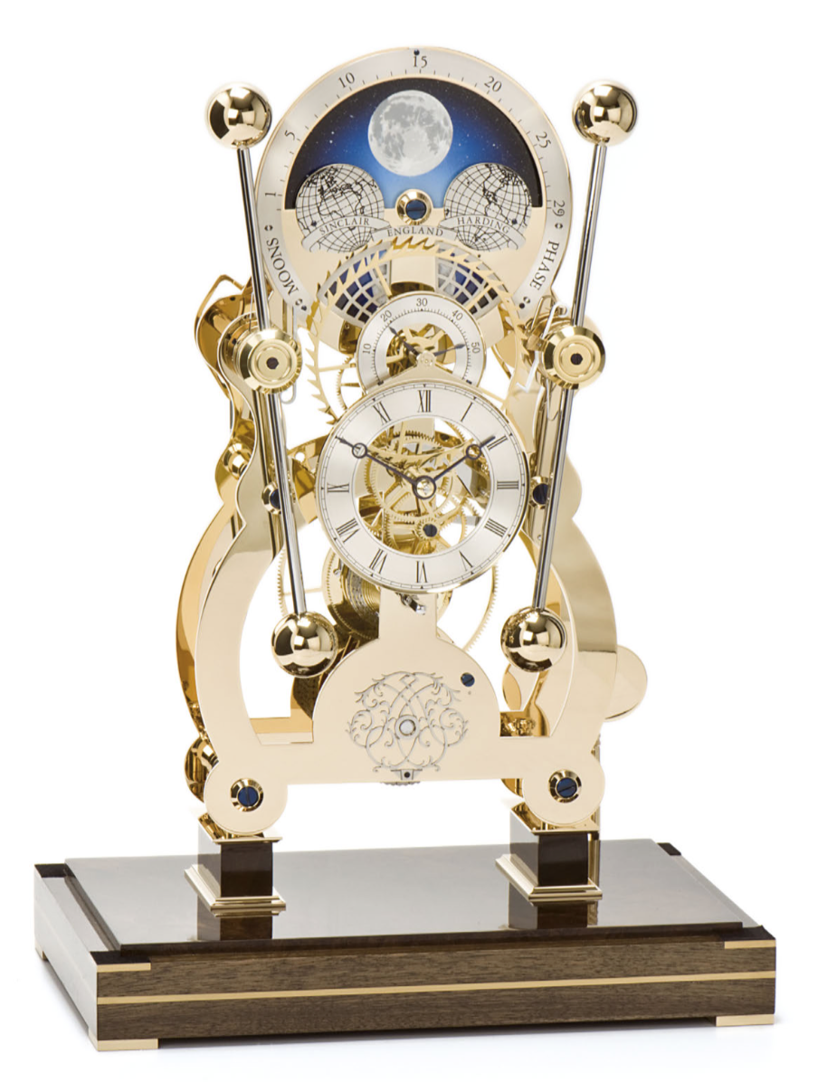 Horloge <em>John Harrison Sea clock</em>