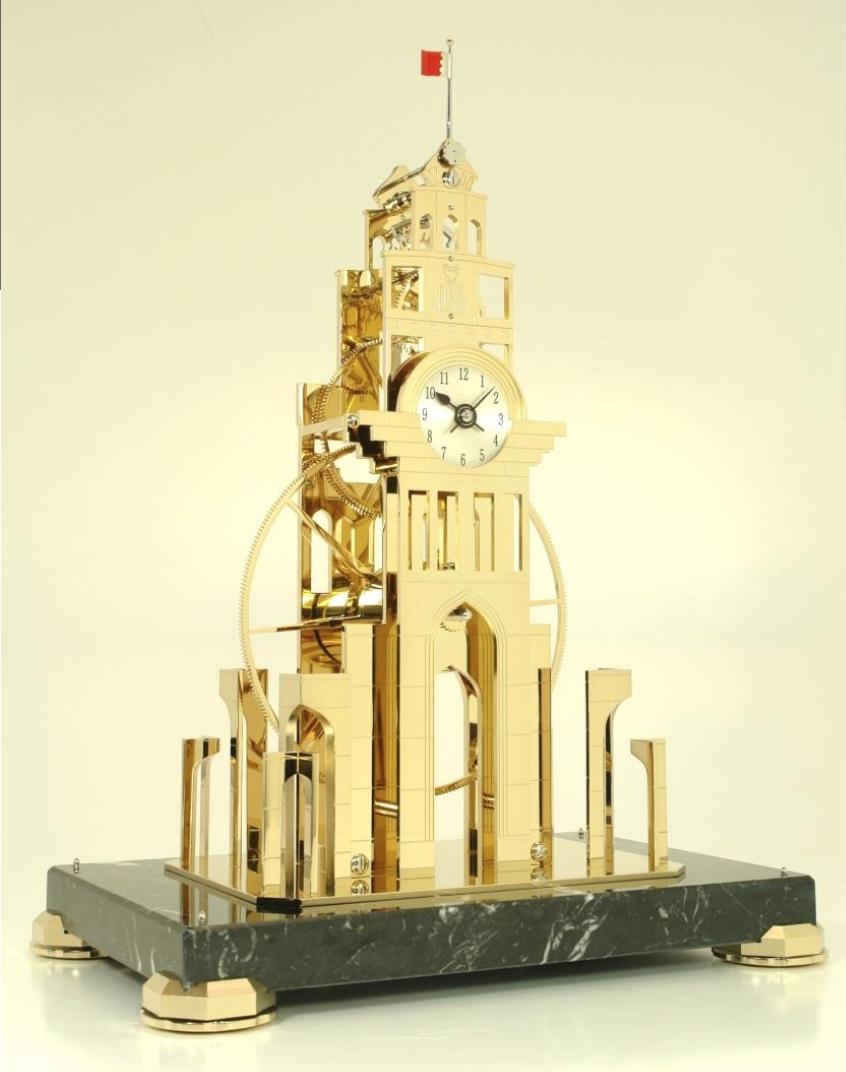 Horloge <em>Riffa Tower</em>