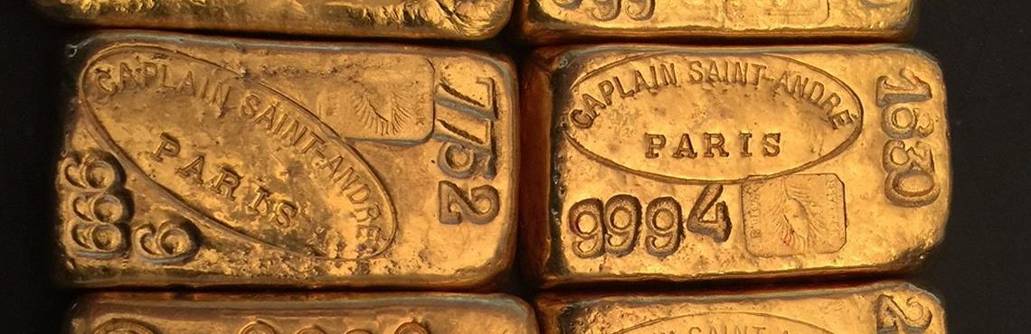 Uw goud tegen contant geld