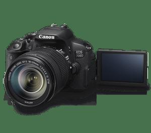 Canon D700 EOS
