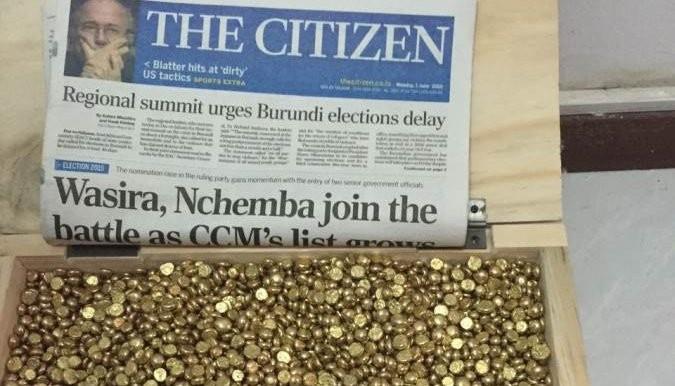 Les Escroqueries Dans L Or Et Les Metaux Precieux En Afrique Orobel