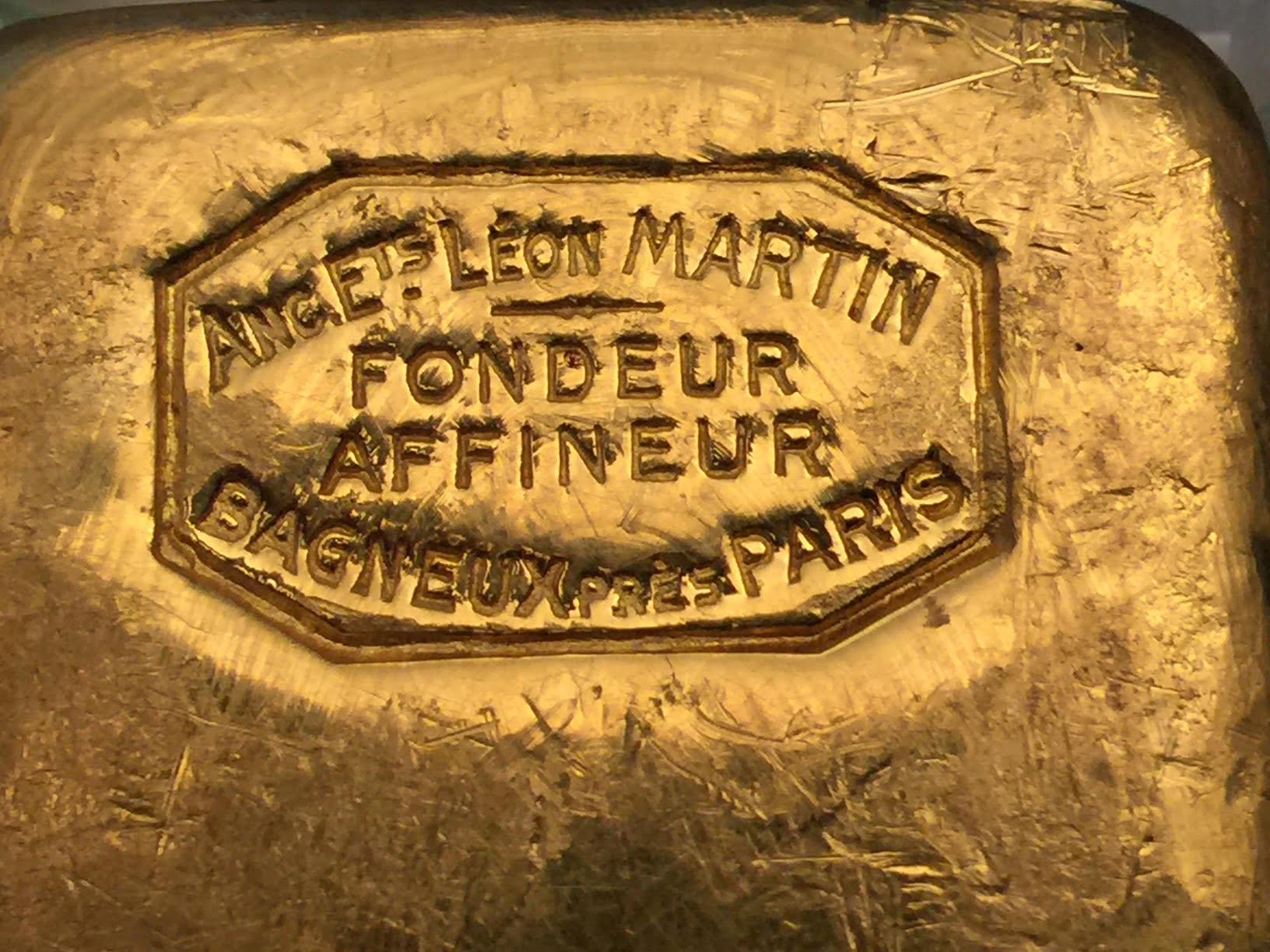 établissement Leon Martin