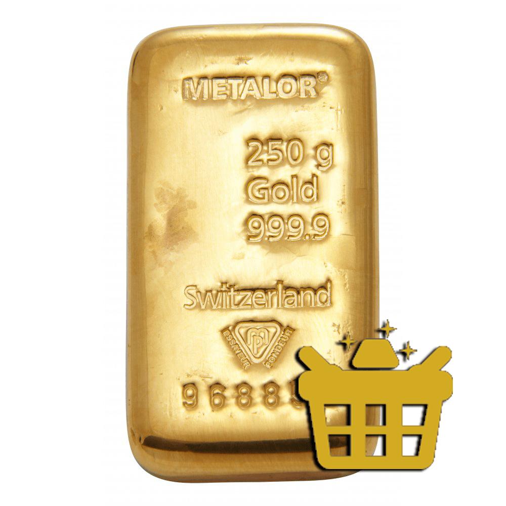 acheter lingot or en ligne