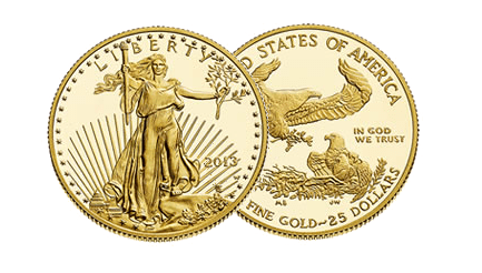 demi oz gold eagle