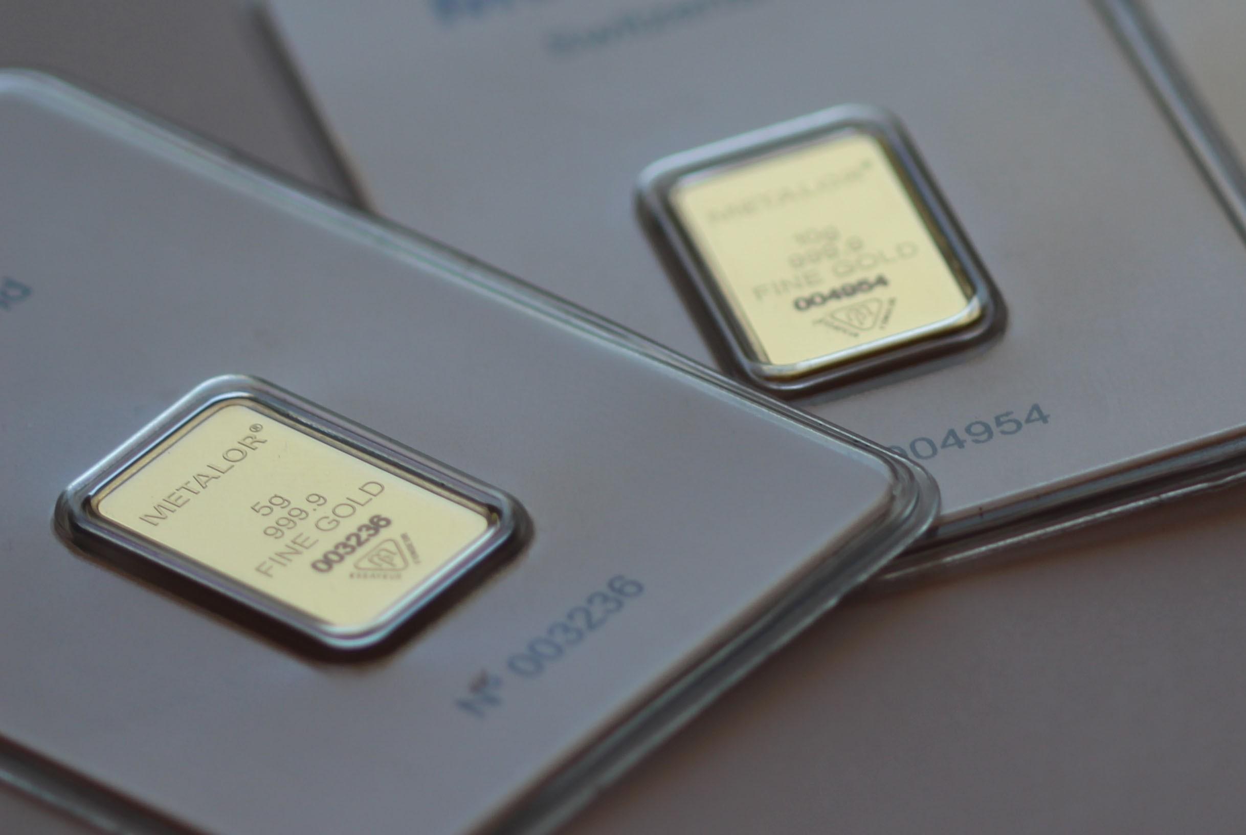 Waar goud kopen