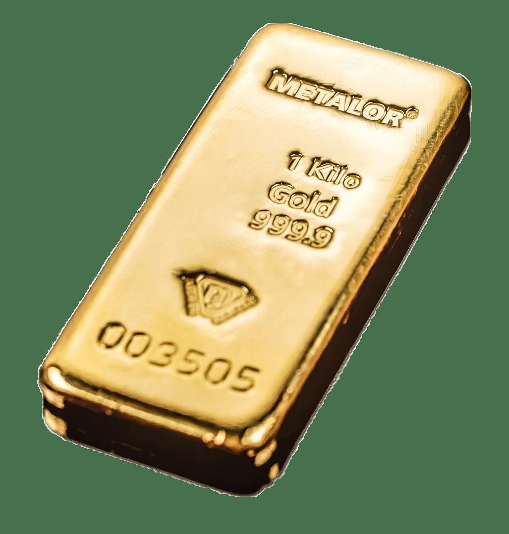 1kg metalor