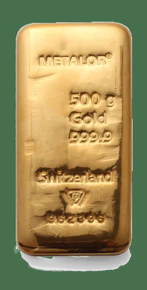 500g Metalor