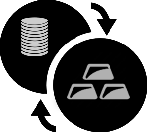 lingots pièces or échange