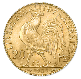 20 Francs Marianne