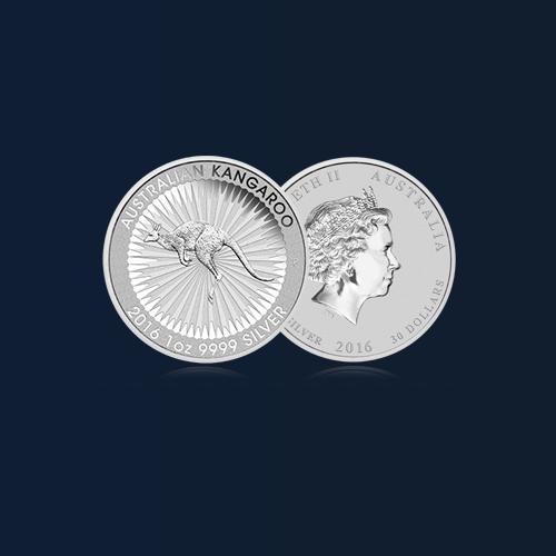acheter pieces argent australian nugget orobel