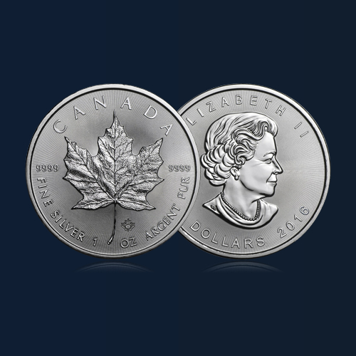acheter pieces argent maple leaf orobel