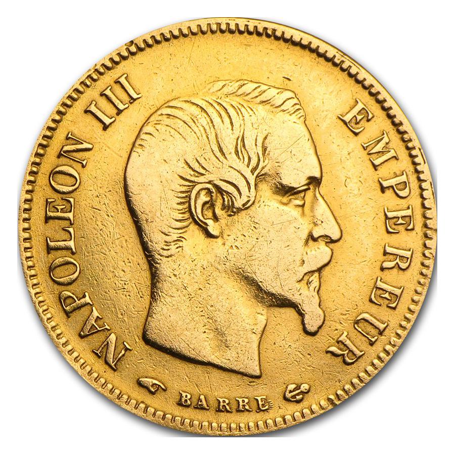10 Francs Français