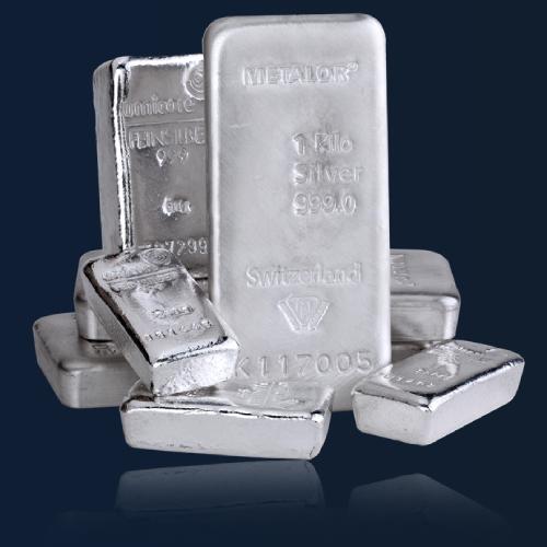 acheter lingot argent orobel 1000 grammes
