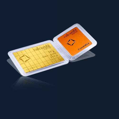 acheter lingot or lbma orobel combibar 50 1 gramme
