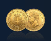 acheter pieces en or orobel 20 lires umberto italie