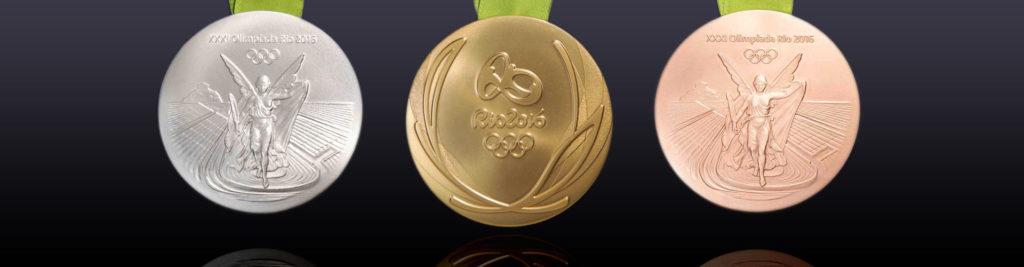 medaille rio 2016