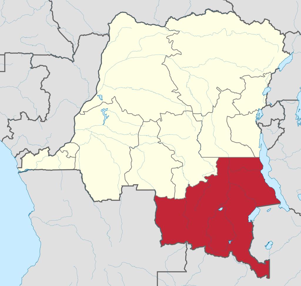 Congo rdc katanga