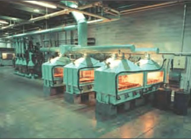 raffinerie Attleboro Handy Harman