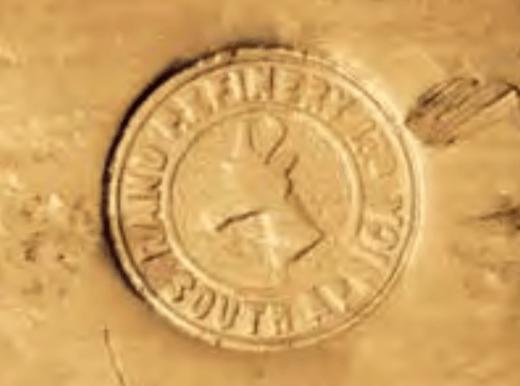 poinçon lingot or raffinerie rand