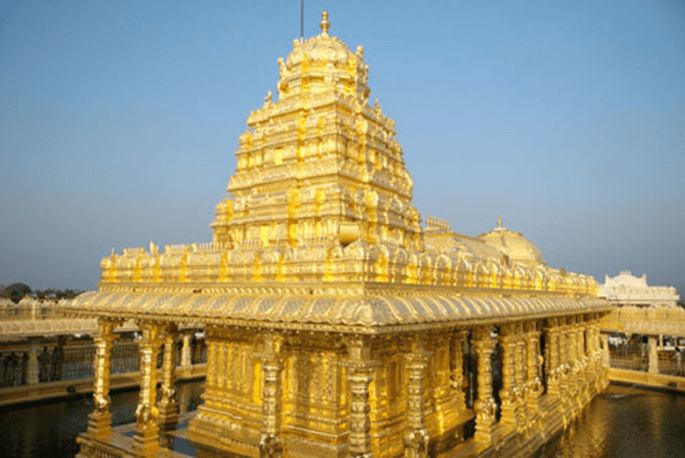 inde temple or