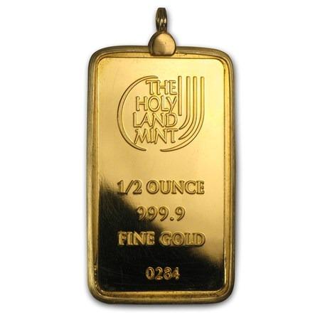 lingot or pendentif