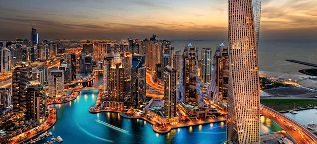 Dubai, la ville de l'or et de du luxe