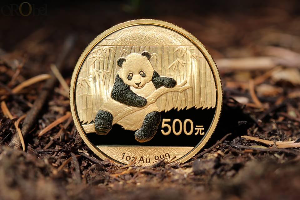 photo HD par orobel de la piece dor panda chinois