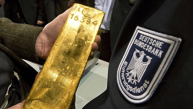 Bundesbankgoldbar