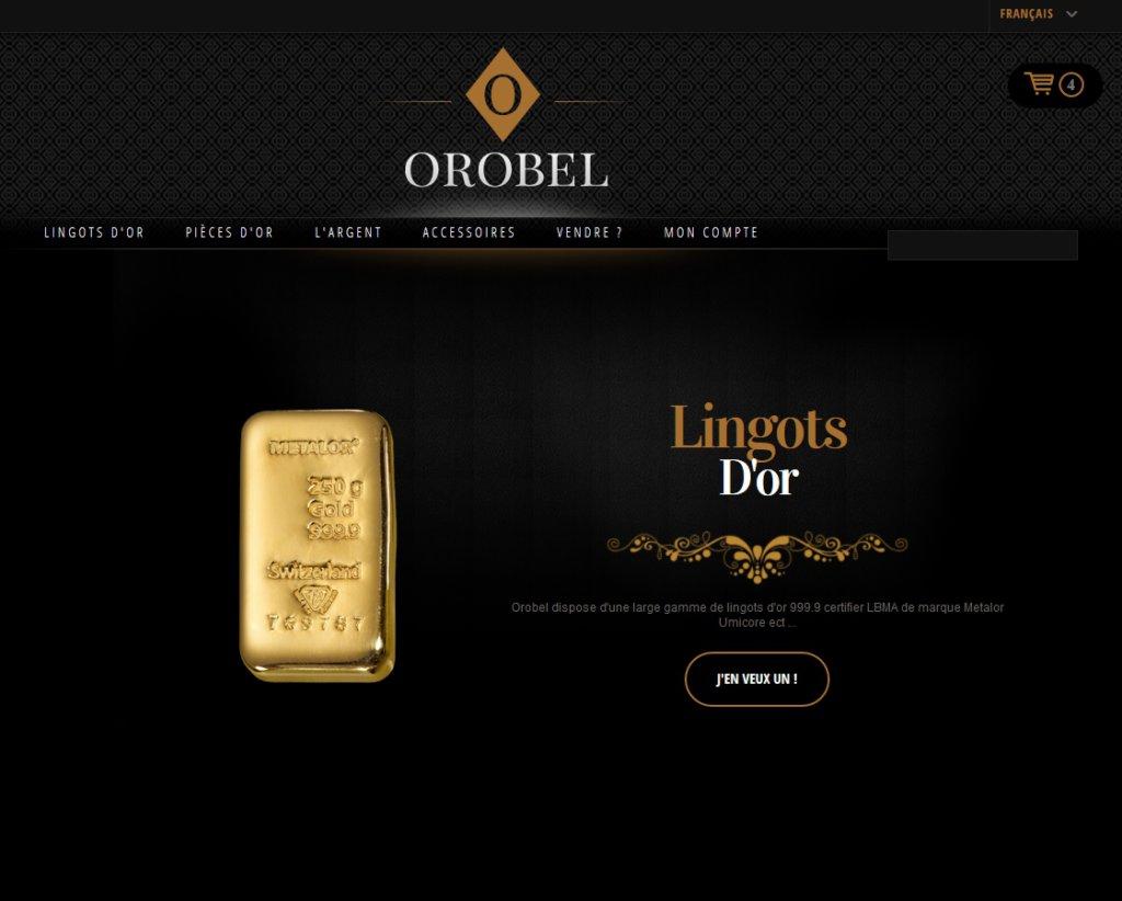 dernière remise design distinctif comment commander Tutoriel: comment acheter de l'or en ligne avec Orobel ...