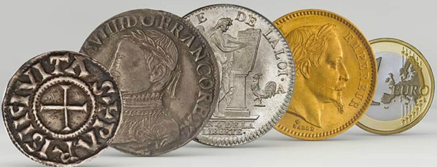 Des Pieces D Or Et D Argent A La Monnaie Papier L Histoire De La