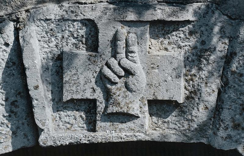 hand of faith stone