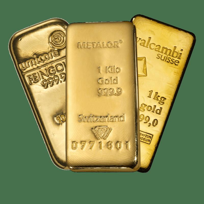 lingot de 1 kilo d or en ligne avec orobel