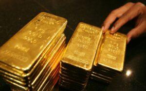 Aujourd'hui, le 11 avril 2018,Le cours de l'or passe le seuil de 1345$