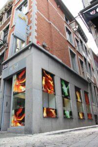 boutique magasin shop physique dorobel Liège