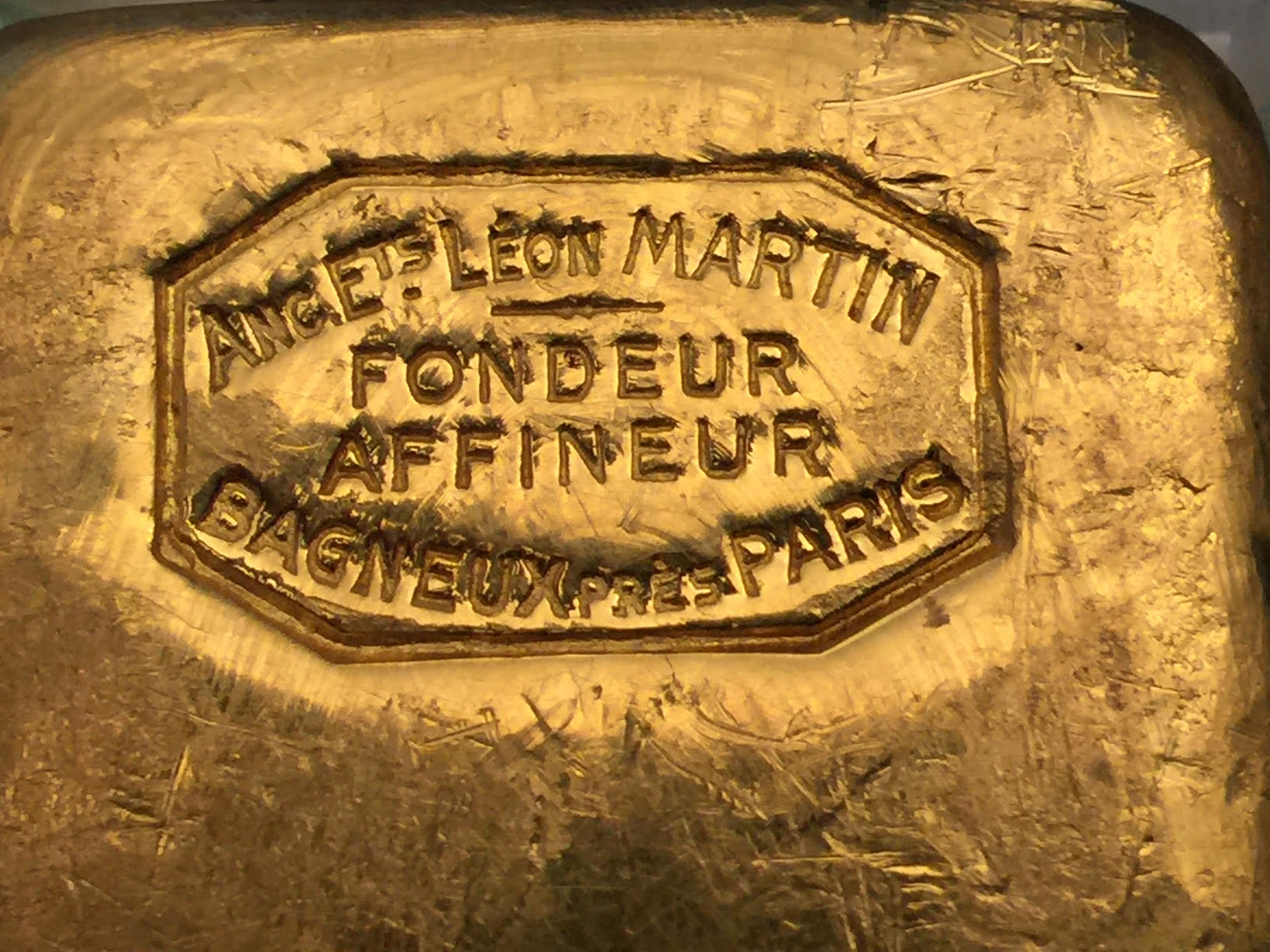 marque etablissements leon martin