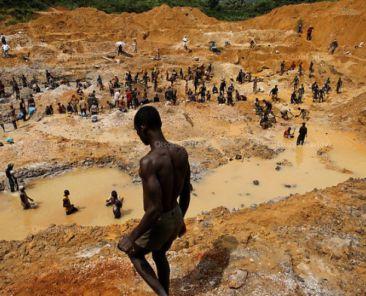 Le Ghana est le deuxième plus grand producteur africain d'or
