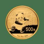 Avers de la Panda Chinois