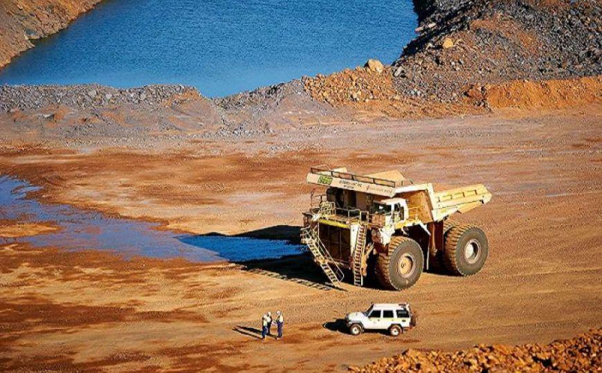 Mine d'or de Sissingué en Cote d'Ivoire