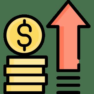 Prise de valeur de la devise Dollar