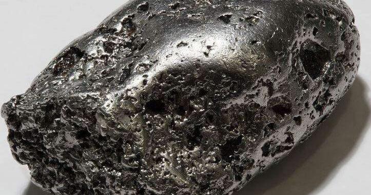 Minerai de platine