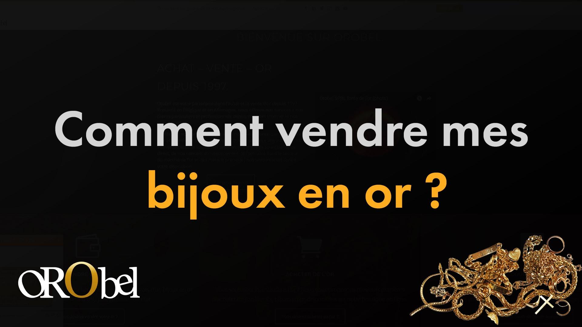 Vendre Vos Bijoux En Or Au Meilleur Prix Et Cash Estimation