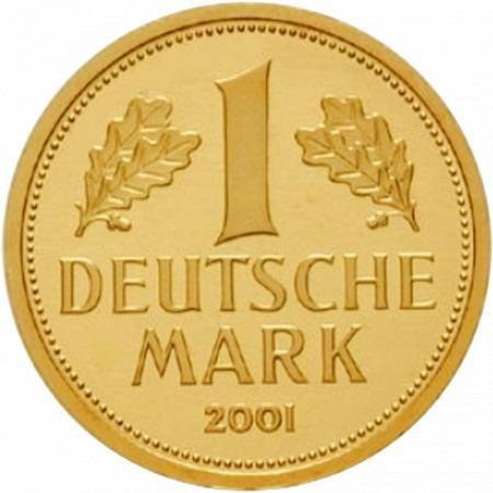 1 goldmark gold orobel