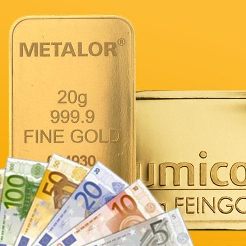 Acheter de l'or en cash