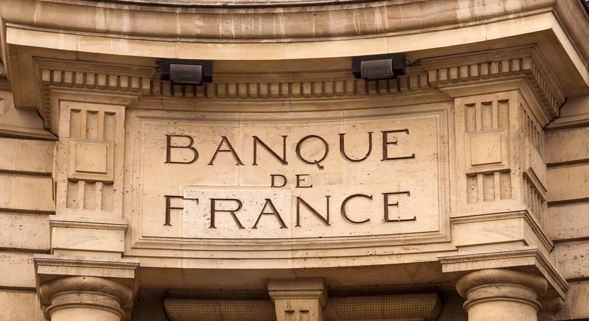 banque de france 1200