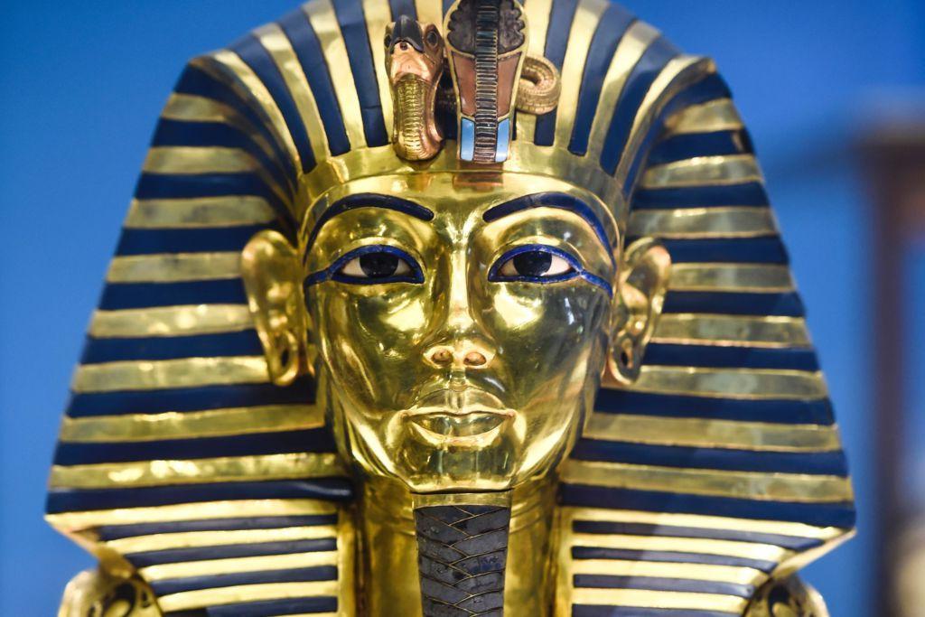 masque en or