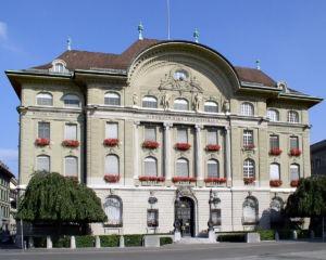 banque central suisse